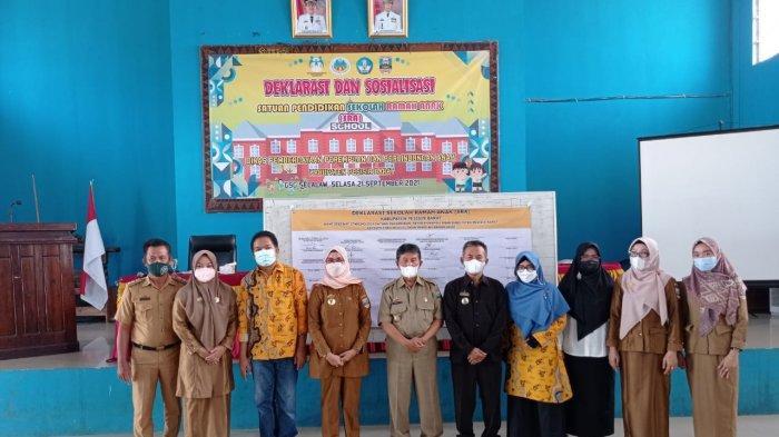 Pemkab Pesisir Barat Lampung Gelar Deklarasi dan Sosialisasi Satuan Pendidikan SRA