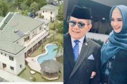Dinikahi Pejabat 27 Tahun Lebih Tua, Ingrid Kansil Huni Rumah Mewah bak Istana