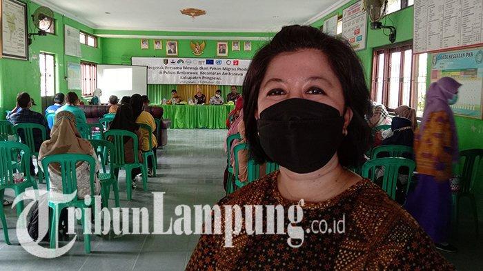 LAdA DAMAR Dorong Pekon Migran Produktif di Pringsewu Lampung