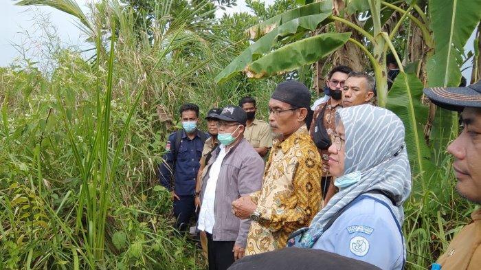 DJPB Menjajaki Sungai di Mesuji Lampung, Calon Lokasi Balai Perikanan Budidaya Air Tawar