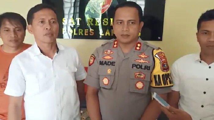 11 Personel Resmob Polda Lampung Dikerahkan Buru Abdul Lahab yang Kabur ke Perkebunan PT Humas Jaya