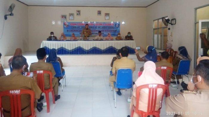 Disdikbud Lampung Utara Minta Seluruh Sekolah Serahkan Data Aset dari Dana Bos