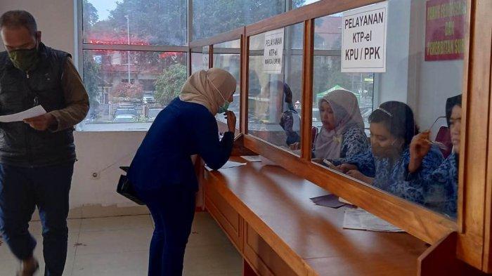 Disdukcapil Genjot Perekaman e-KTP Jelang Pilkada Bandar Lampung 2020