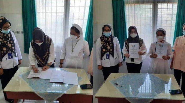 Disdukcapil Lampung Utara Luncurkan 3 In 1 Layanan Adminduk