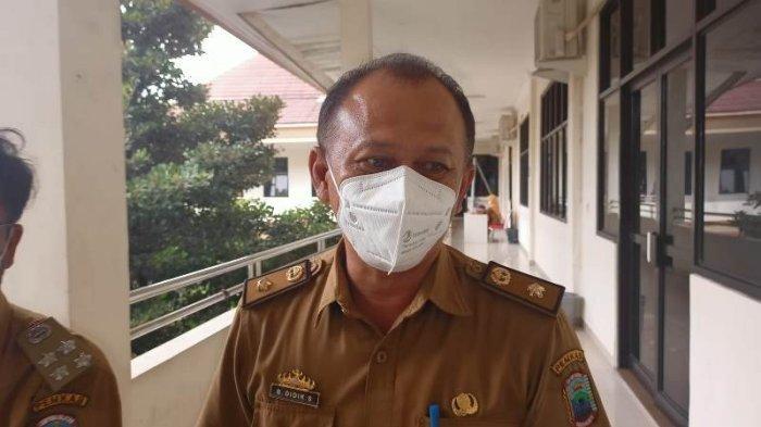 Diskes Lampung Selatan Sediakan 6.266 Alat Rapid Tes Antigen untuk Pilkades Serentak