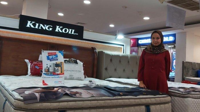 Promo Mattras Intan Gallery, Diskon 50 Plus 20 Persen Pembelian King Koil