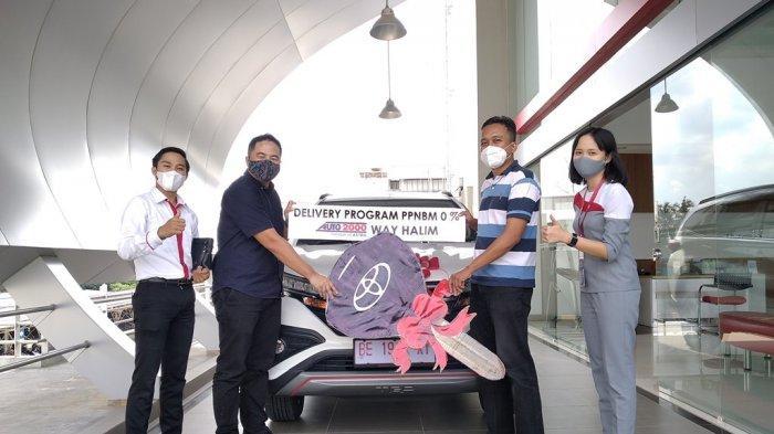 Warga Bandar Lampung Jadi Pelanggan Pertama Dapat Program Diskon PPnBM dari Auto 2000 Way Halim