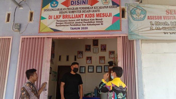 Disnakertrans Mesuji Lampung Evaluasi Lembaga Pelatihan Kerja, 'Bisa Tekan Pengangguran'