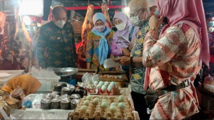 Disnakkeswan Lampung Selatan Jamin Stok Daging, Telur dan Ayam Potong Jelang Ramadan Aman
