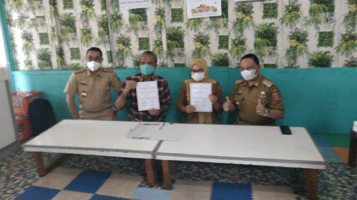 Disporapar Lampung Barat Gandeng Kelilinglampung.net Optimalkan Konten Pariwisata