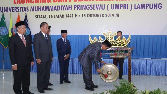 Ditetapkan Jadi Rektor UMPRI Lampung, Wanawir: Ini Takdir Allah