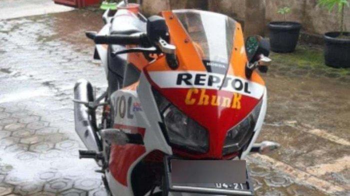 Ditinggal Ambil Video Wisata, Motor Honda CBR Repsol Milik Warga Pringsewu Raib