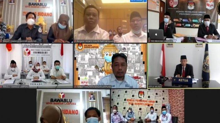 DKPP Umumkan Putusan Dugaan Pelanggaran Kode Etik Bawaslu Lampung Pekan Ini