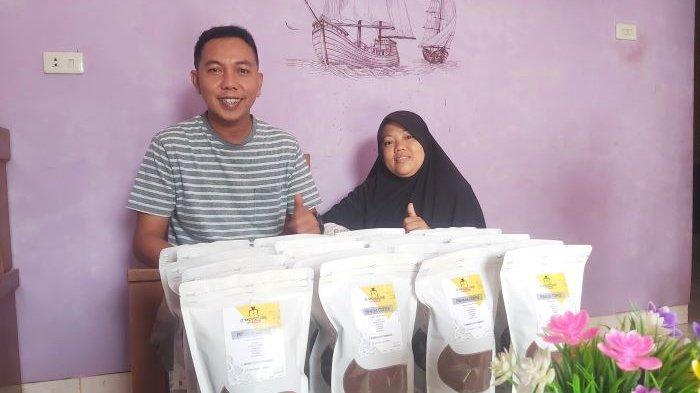 Kuliner Lampung, Kopi Petik Merah D'Moisture yang Menggugah Selera