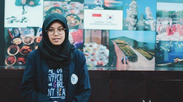 Mahasiswi Prodi SI IIB Darmajaya Kerjakan Proyek Akhir Aplikasi Android dalam Program Bangkit 2021