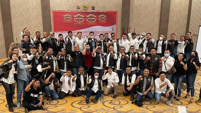 Doddy Anugerah dan Syahrial Resmi Jabat Ketua HDCI Bandar Lampung dan Metro