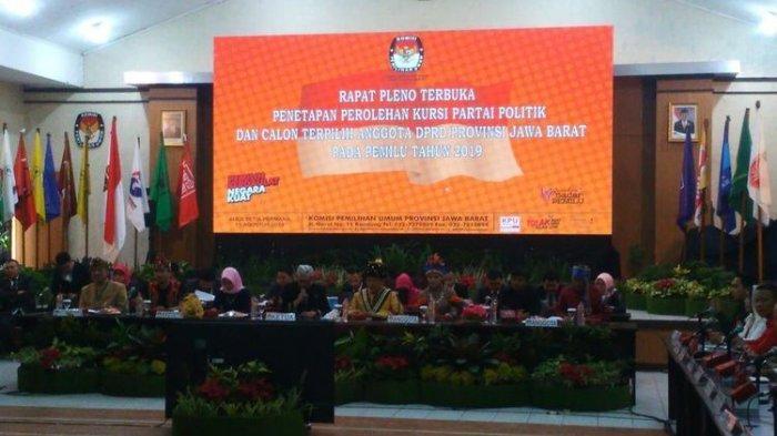PDIP Jabar Tak Lagi Raih Kursi Ketua DPRD Jawa Barat, Kalah 5 Kursi dari Partai Pemenang