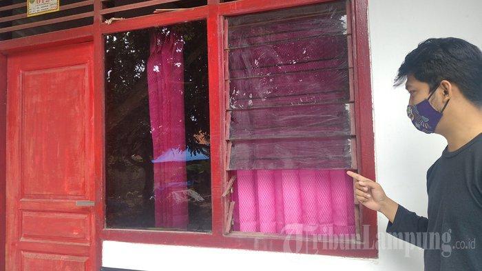 Dongkel Jendela, Kawanan Pencuri di Bandar Lampung Masuk Rumah saat Korban Tidur