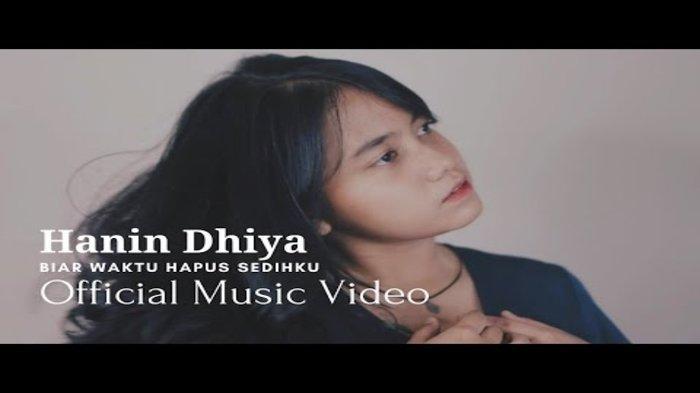 Download Lagu Biar Waktu Hapus Sedihku 'Hanin Dhiya' dalam MP3 Gudang Lagu Pop Terpopuler