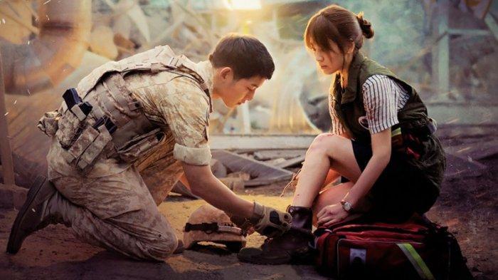 Download Drama Korea Descendants of the Sun, Streaming via Ponsel Subtitle Bahasa Indonesia