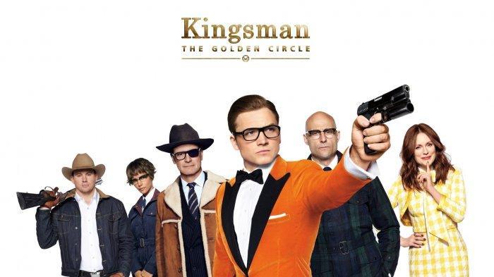 Nonton Film Kingsman The Golden Circle Bahasa Indonesia Sub Indo Download Film Colin Firth Tribun Lampung