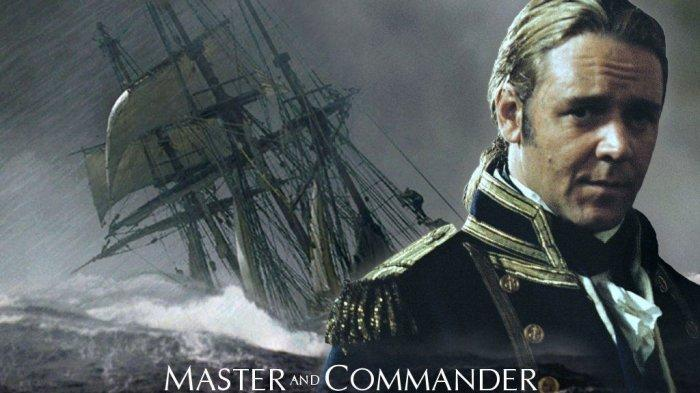 Download Film Master and Commander Sub Indo, Streaming Film Russell Crowe dan Paul Bettany
