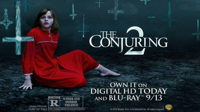 Download Film Horor The Conjuring 2 Subtitle Indonesia (Sub Indo)
