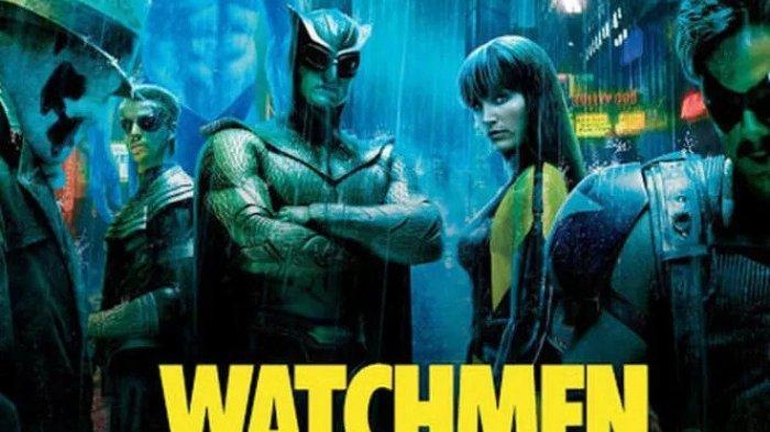 Download Film Watchmen Sub Indo, Streaming Film Malin Akerman dan Billy Crudup