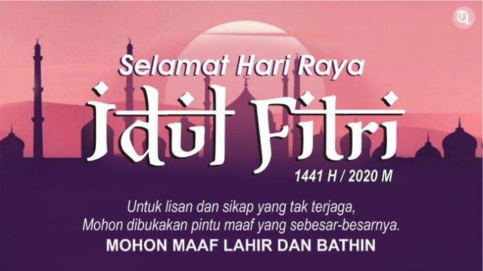 25 Ucapan Selamat Idul Fitri 1441 H Bahasa Inggris dengan Artinya, untuk Status WA