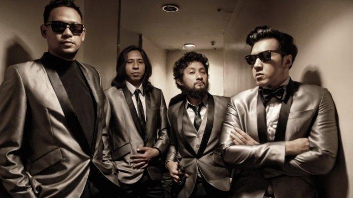 Ilustrasi grup band Naif. Grup band Naif bubar setelah 25 tahun berkarya.