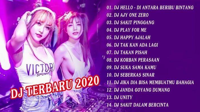 Download MP3 DJ Tiktok Full Bass Tahun 2020, Video Klip Youtube DJ Remix MP3 Asik Buat Dugem