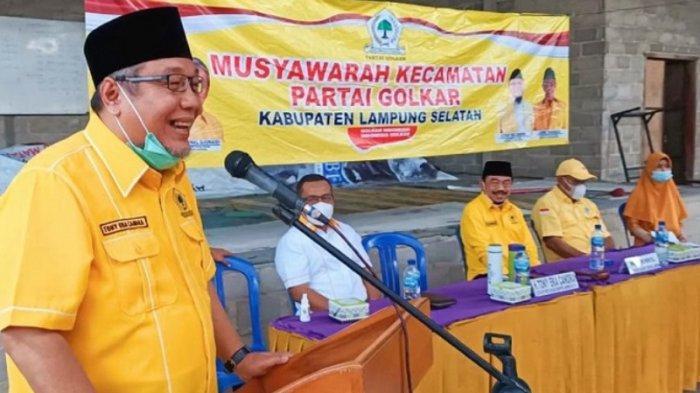 DPD Golkar Lampung Selatan Gelar Muscam di 17 Kecamatan