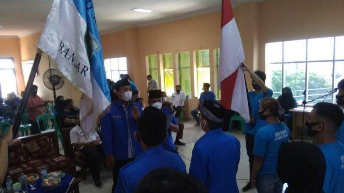 DPD KNPI Resmi Melantik Pengurus Kecamatan Teluk Betung Utara