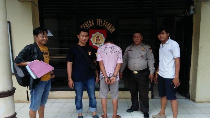 Kabur ke Jakarta, DPO Curanmor Ditangkap Polsek Buay Bahuga