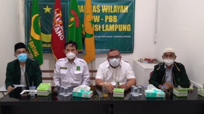 DPP PBB Sambangi Lampung, Minta Benahi Infrastruktur hingga ke Ranting