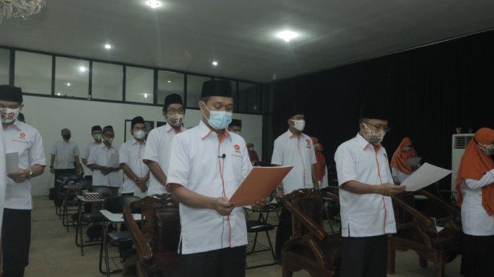 DPP PKS Lantik 183 Pengurus DPW PKS Lampung