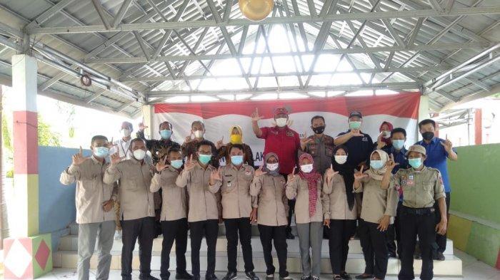 Wabup Mesuji Haryati Curhat Kemiskinan ke DPR RI dan Kemensos