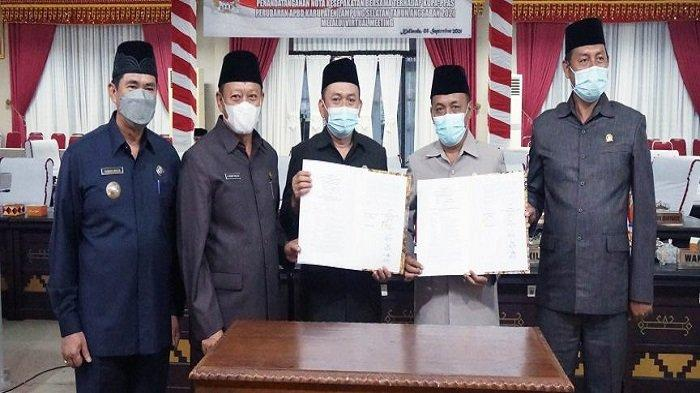 DPRD dan Pemkab Lampung Selatan Sepakati KUPA-PPAS Perubahan APBD Tahun Anggaran 2021
