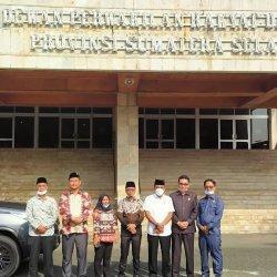 DPRD Pesisir Barat Kunker ke DPRD Sumatera Selatan