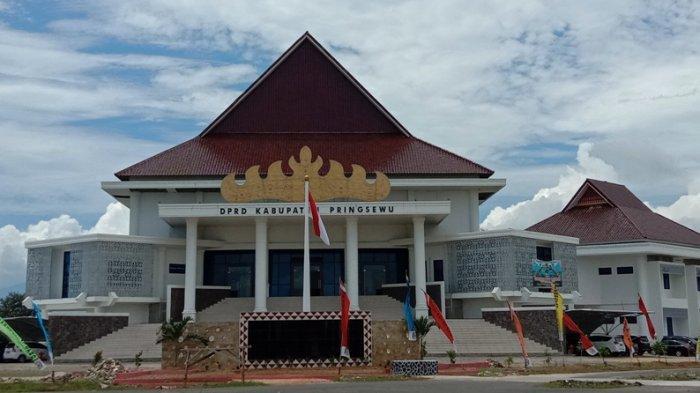 DPRD Pringsewu Berlakukan WFH Selama Sepekan Pasca Meninggalnya Anggota Legislatif Akibat Covid