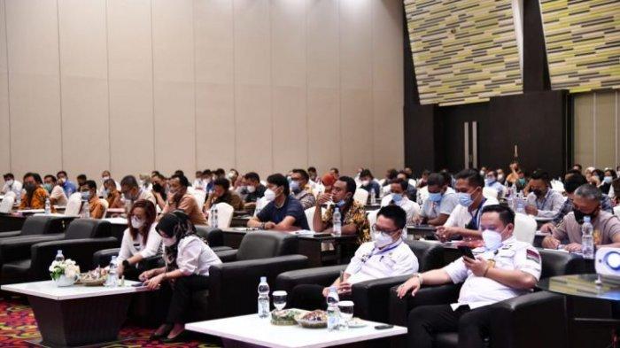 DPRD Provinsi Lampung Gelar Rakor Sosper Pembinaa Ideologi Pancasila