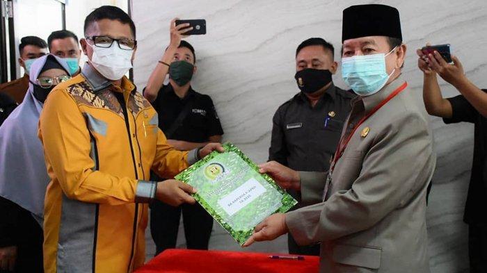 DPRD Sahkan APBD Perubahan Bandar Lampung 2020, PAD Dipatok Meningkat Rp 23 Miliar