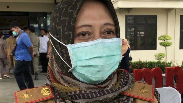 Diskes Lampung Utara Terima 81 Pegawai Kontrak