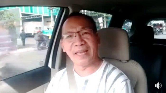 Driver Taksi Online Nangis Curhat ke Jokowi Lewat Video, Gara-gara Dipaksa Bayar Kredit Mobil