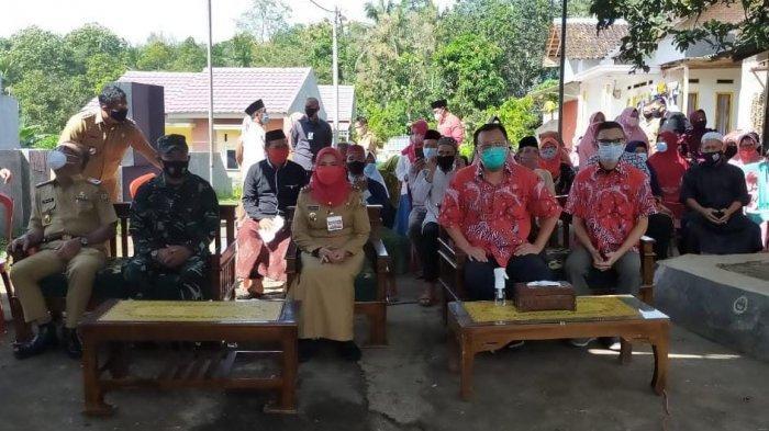 Mayor Inf Suprapto Hadiri Acara Pemberian Bantuan Bedug oleh PSMTI Lampung