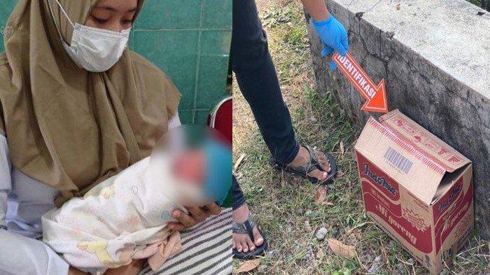 Dua Pelajar di Wonogiri Diamankan Polisi Seusai Buang Bayi Hasil Jalinan Cinta