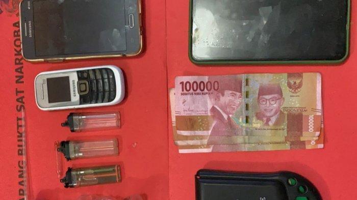 Polres Tanggamus Tangkap 2 Tersangka Pengedar Sabu di Wonosobo Lampung