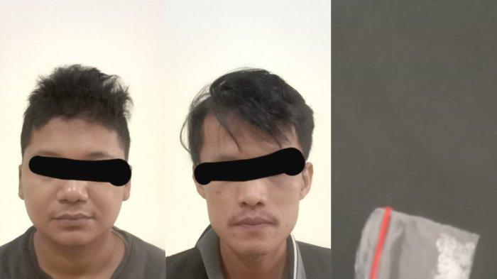 Dua Warga Lamteng Diduga Ingin Konsumsi Sabu di Ganjar Agung Metro