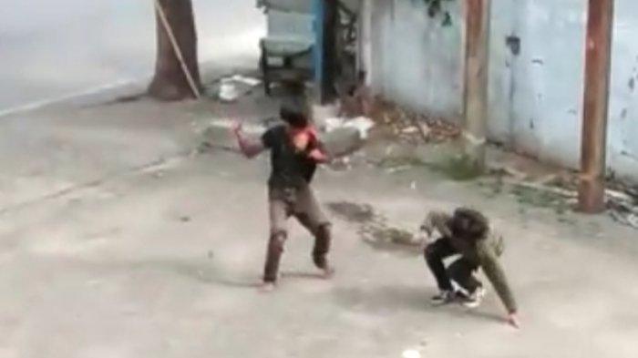 Duel Dua Pemuda di Jalan Antasari Berujung Saling Lapor Polisi