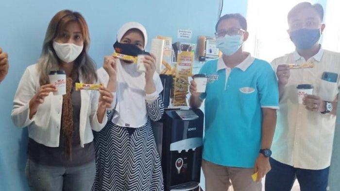 Dukung Tugas Jurnalis di Tengah Pandemi, PT Bintang Toedjoe Serahkan Bejo Sujamer